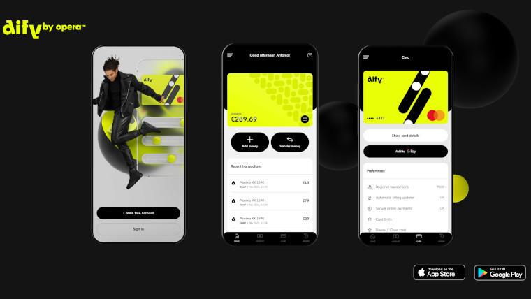 Aplicación móvil Dify