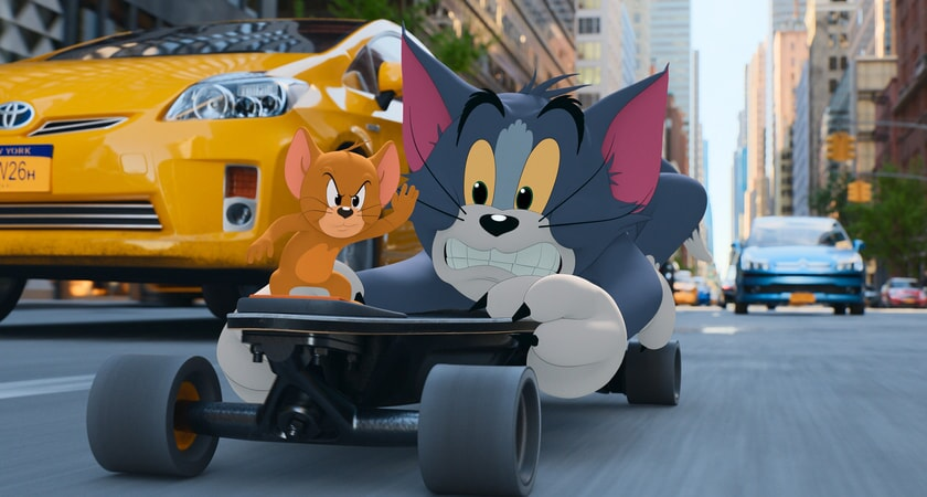 Tom y Jerry 3