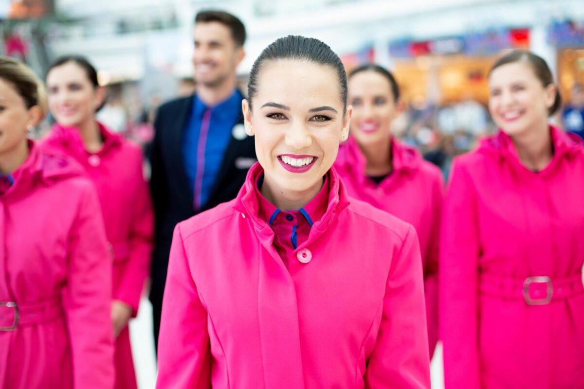 Tripulación de cabina Wizz Air