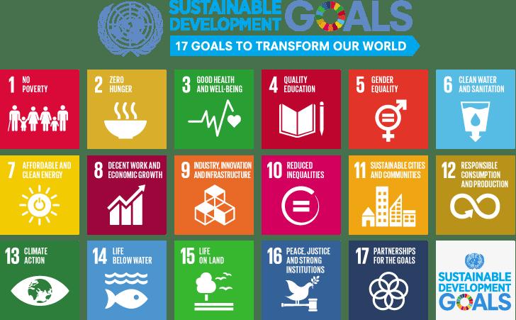 Metas de desarrollo sostenible