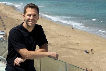 Juan Betancourt, director de la inmobiliaria Living Las Canteras.