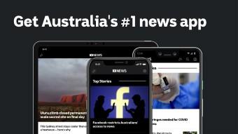 Obtenga la aplicación de noticias número uno de Australia