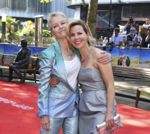 Sally Phillips y Jenny Seagrove
