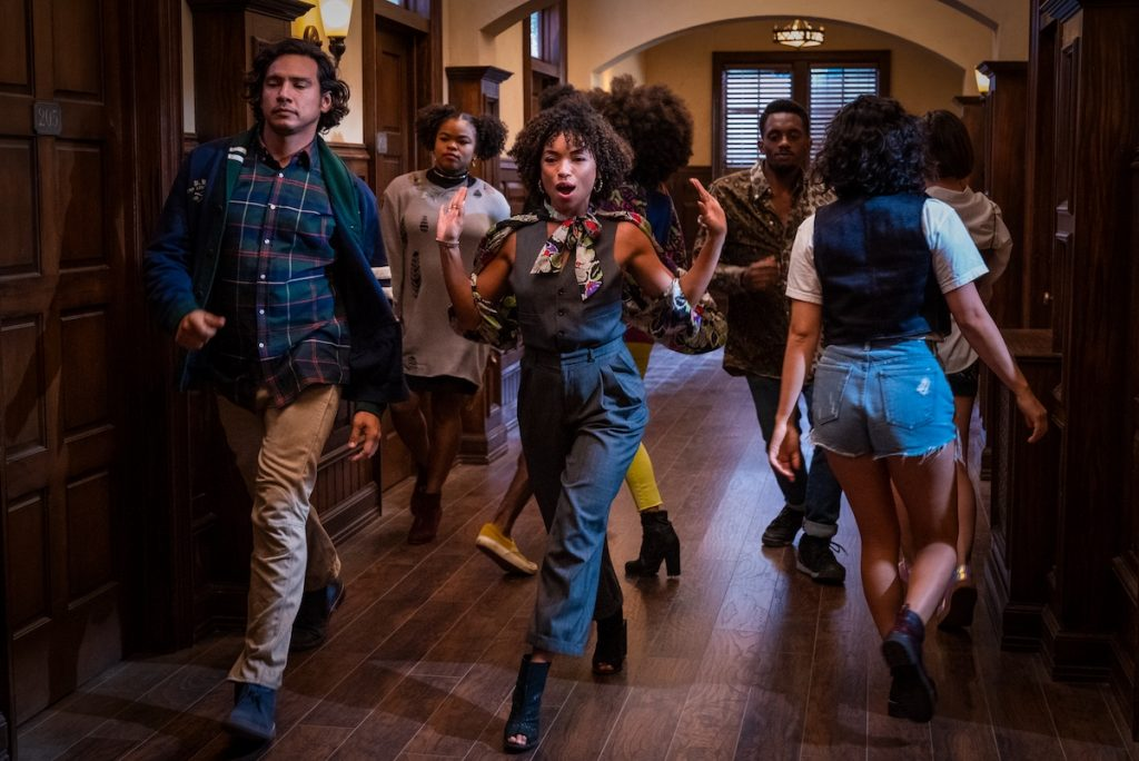 La temporada 4 de People White se estrena en Netflix el 22 de septiembre.