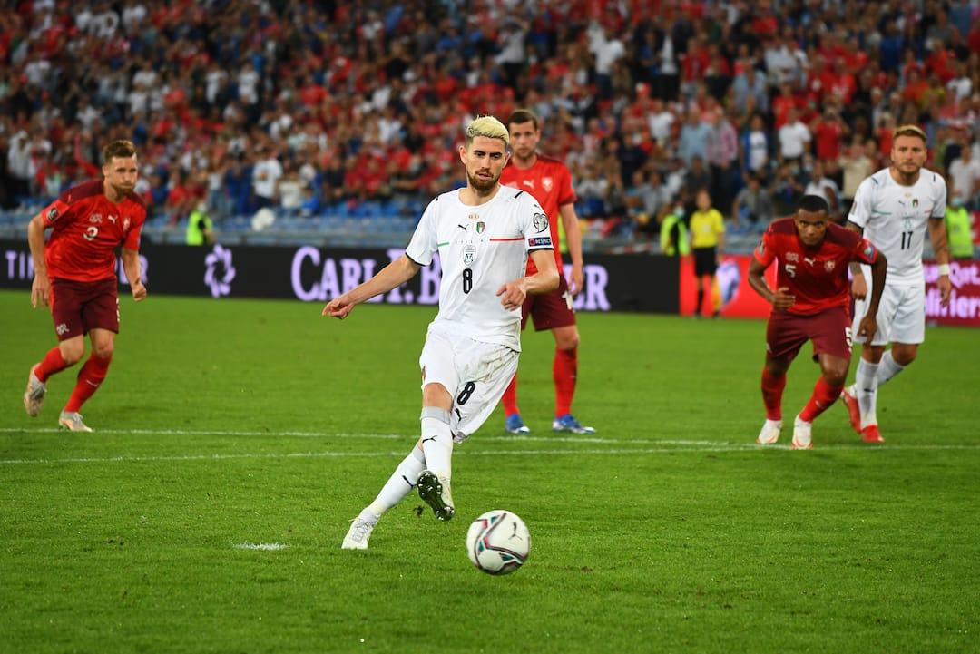 Jorginho, estrella del Chelsea